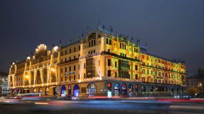 Le Metropol Hotel Moscow et le Vienna Ball Moscow invitent les clients de l'hôtel à fêter la nouvelle année 2018 à l'occasion d'une soirée haute en couleurs