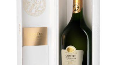 Un nouveau coffret pour les Comtes de Champagne, l'élégance de la simplicité