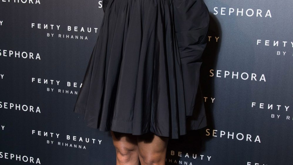 CALVIN KLEIN 205W39NYC Wardrobed Musician Rihanna