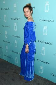 NEW YORK, NY - SEPTEMBER 06: Actress Ana de Armas attends the Tiffany & Co. Fragrance launch event on September 6, 2017 in New York City. (Photo by Jamie McCarthy/Getty Images for Tiffany & Co.)
