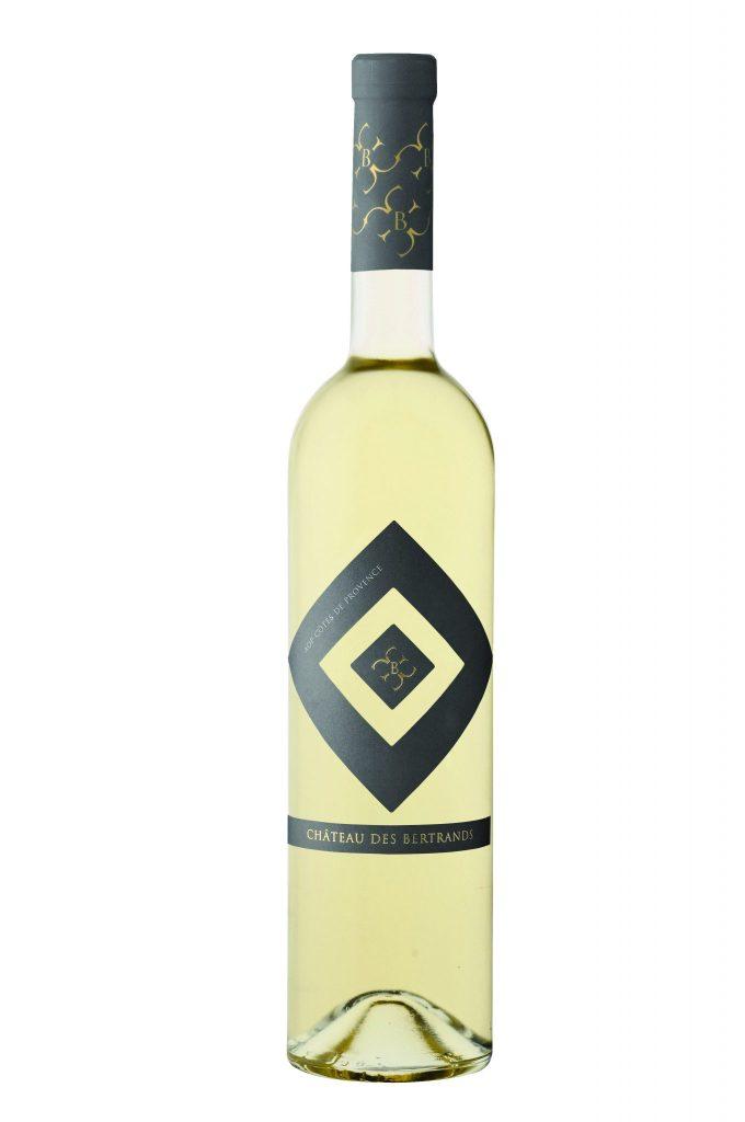 Château des Bertrands Blanc 2015 : un vin intense