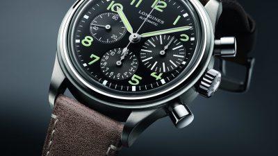 The Longines Avigation BigEye: esthétique et tradition au service d'une montre de pilote