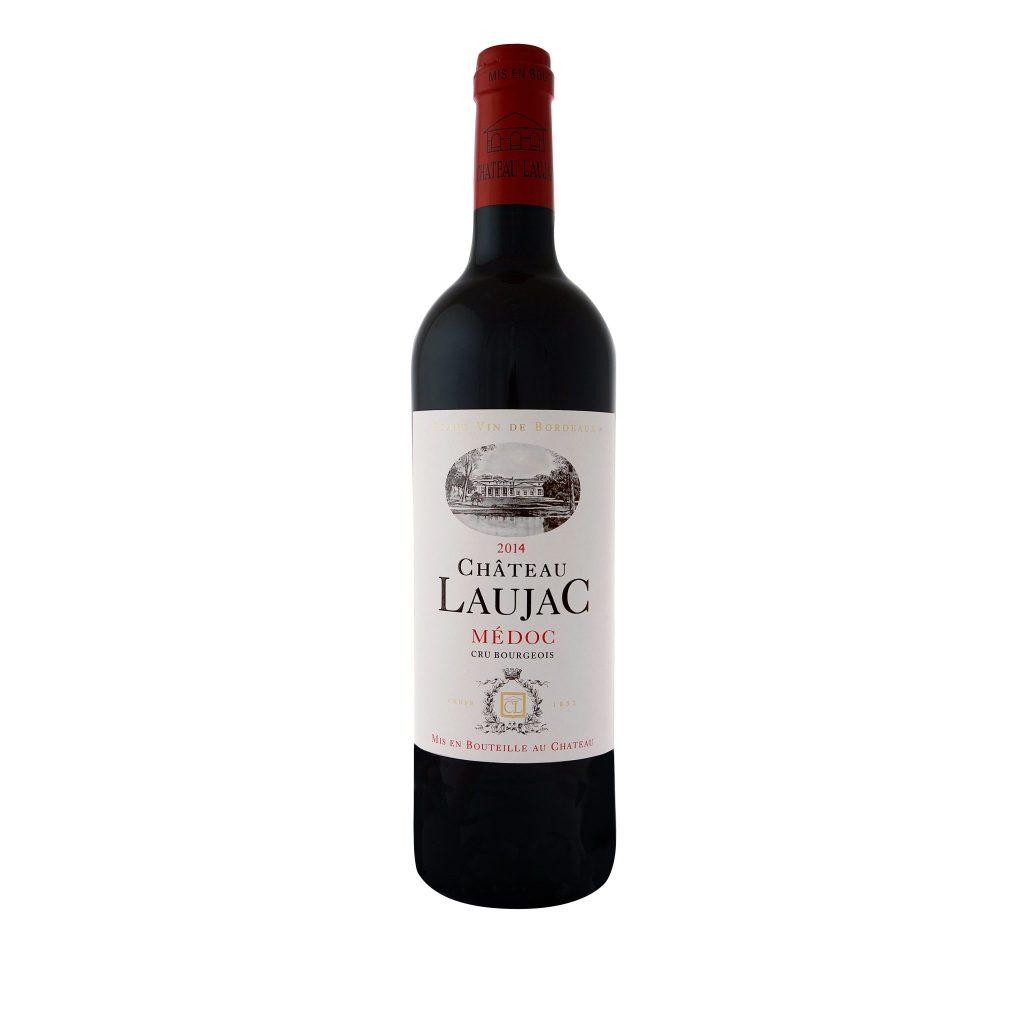 Château Laujac 2014 : ample et gourmand