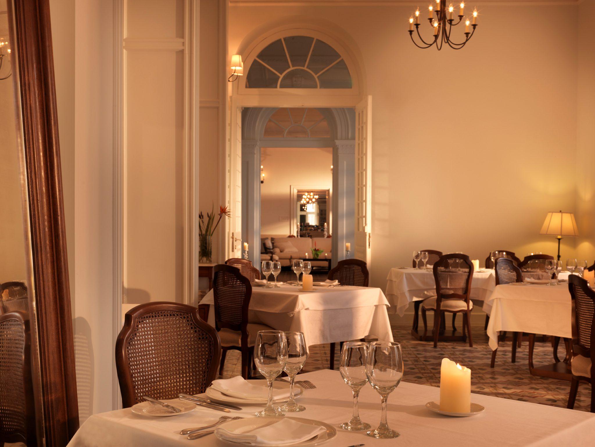 On the Vernadah Restaurant_Interior