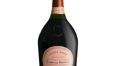 Laurent-Perrier, cuvée rosée : inimitable !