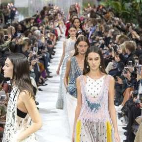Paris Fashion Week Printemps/Été 2018: Jour 7 Comme dans un Soap Opéra