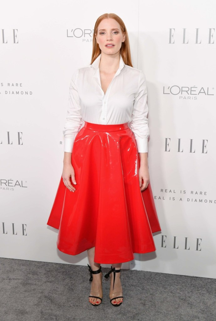 CALVIN KLEIN at the 24th Annual ELLE Women in Hollywood Celebration
