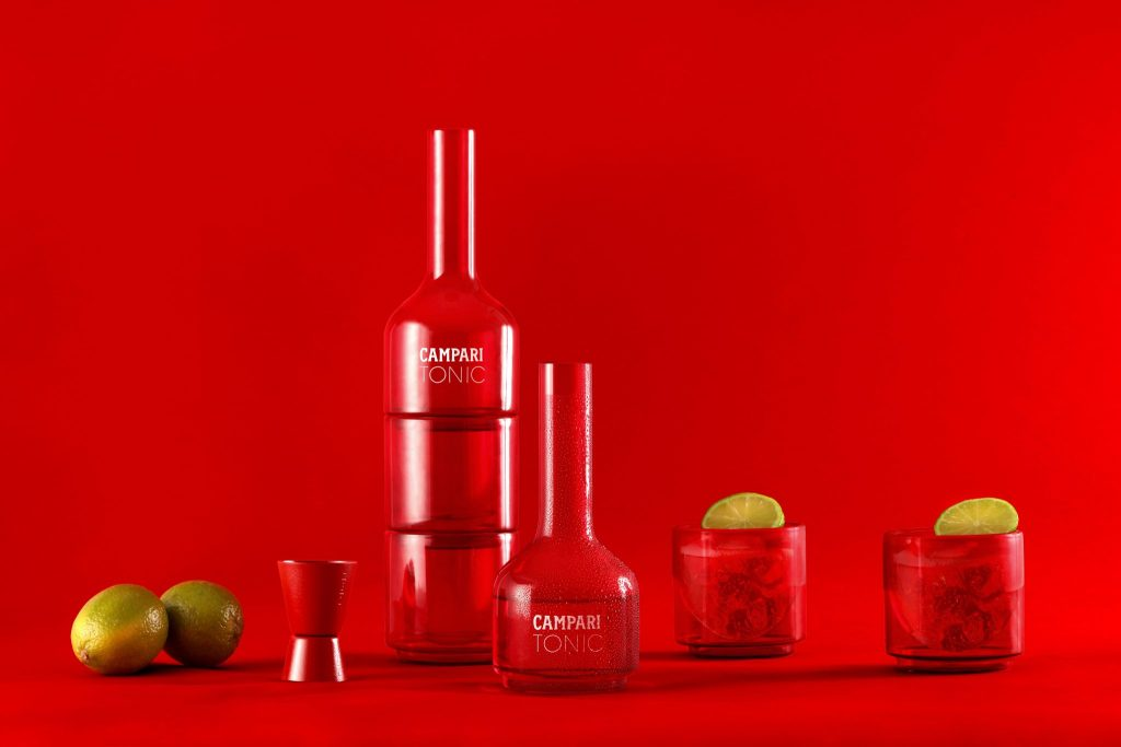 Coffret Collector CAMPARI design by 5.5