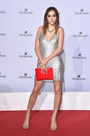 MILAN, ITALY - SEPTEMBER 20: Daya attends Swarovski Crystal Wonderland Party on September 20, 2017 in Milan, Italy. (Photo by Jacopo Raule/Getty Images for Swarovski) *** Local Caption *** Daya