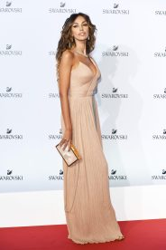 MILAN, ITALY - SEPTEMBER 20: Madalina Ghenea attends Swarovski Crystal Wonderland Party on September 20, 2017 in Milan, Italy. (Photo by Stefania M. D'Alessandro/Getty Images for Swarovski) *** Local Caption *** Madalina Ghenea