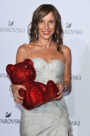 MILAN, ITALY - SEPTEMBER 20: Silvia Grilli attends Swarovski Crystal Wonderland Party on September 20, 2017 in Milan, Italy. (Photo by Stefania M. D'Alessandro/Getty Images for Swarovski) *** Local Caption *** Silvia Grilli