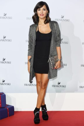 MILAN, ITALY - SEPTEMBER 20: Caterina Balivo attends Swarovski Crystal Wonderland Party on September 20, 2017 in Milan, Italy. (Photo by Stefania M. D'Alessandro/Getty Images for Swarovski) *** Local Caption *** Caterina Balivo