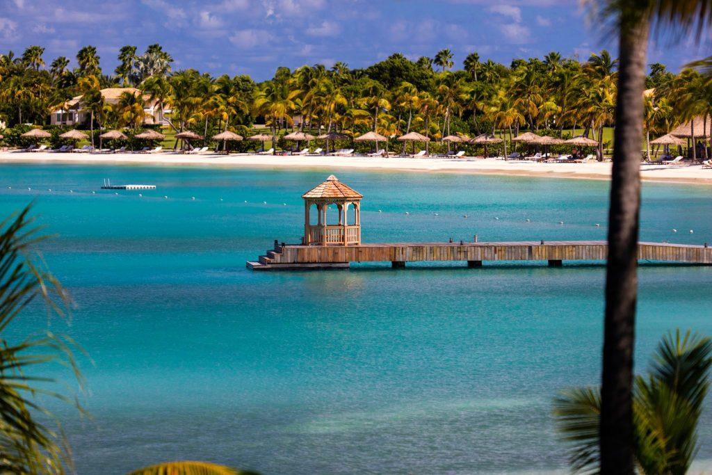 Jumby Bay Island élu par les lecteurs de Condé Nast traveler USA