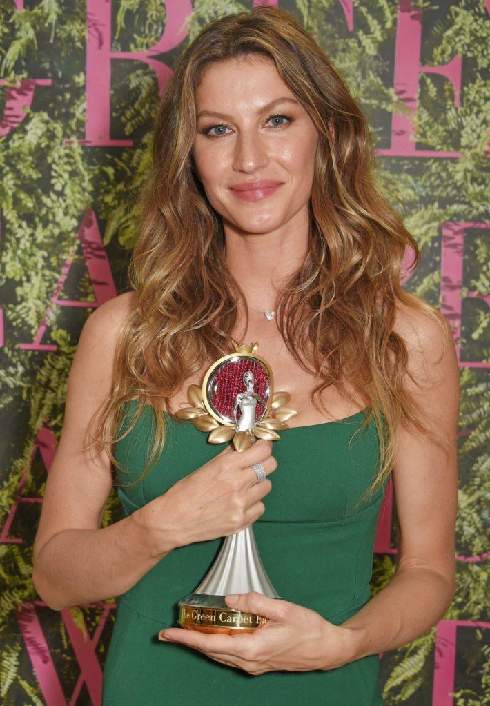 Chopard soutenait la première édition du Green Carpet Fashion Awards en Italie