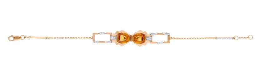 Gringoire Joaillier - Bracelet King - RB755CTBTS