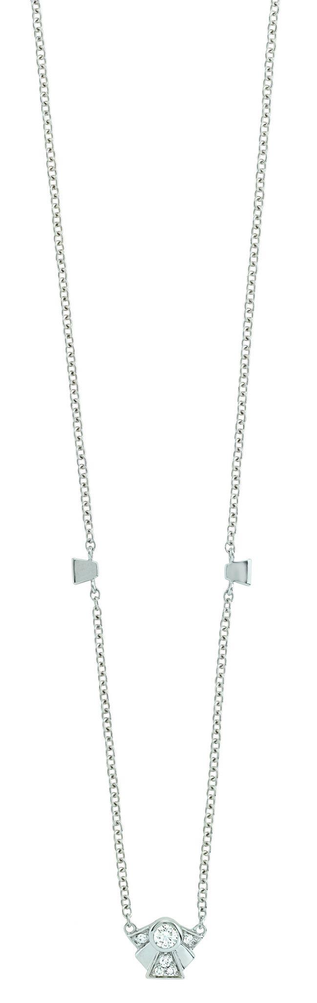 Gringoire Joaillier - Collier mini King - WP1686BTS