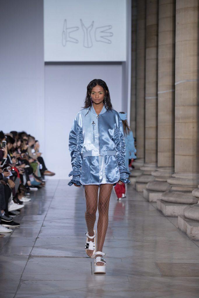 Les ambitions parisiennes de la mode coréenne