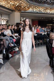 Look 16 - Robe Constance, Lila de Saint Louis 3175€Chez Maria Luisa Mariage au Printemps