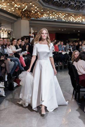 Look 30 - Robe Connor, Maison Floret 3850€ Chez Maria Luisa Mariage au Printemps
