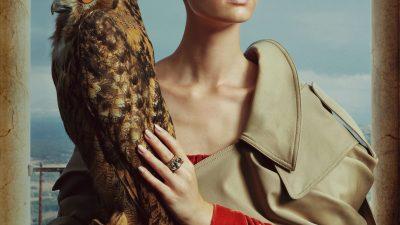 Etnia Barcelona présente sa nouvelle collection pour 2018 avec une campagne inspirée de l'art classique.