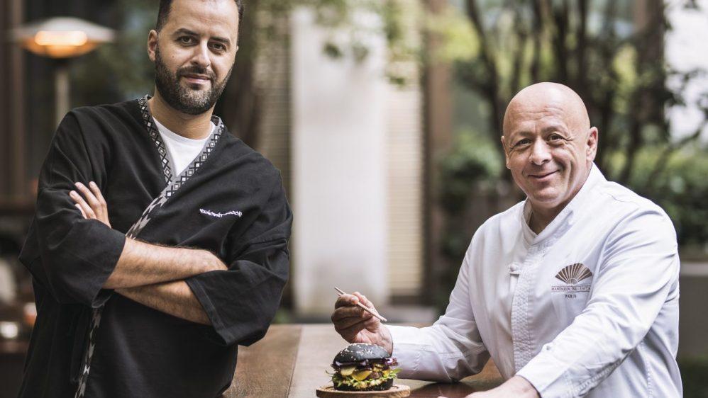 Mandarin Oriental, Paris – Black O.G, le meilleur burger de France au Bar 8