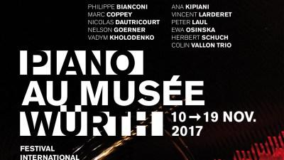 Festival Piano au Musée Würth