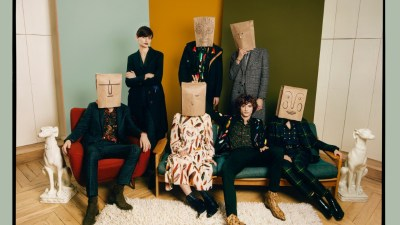 Campagne Automne/Hiver 2017 Paul Smith