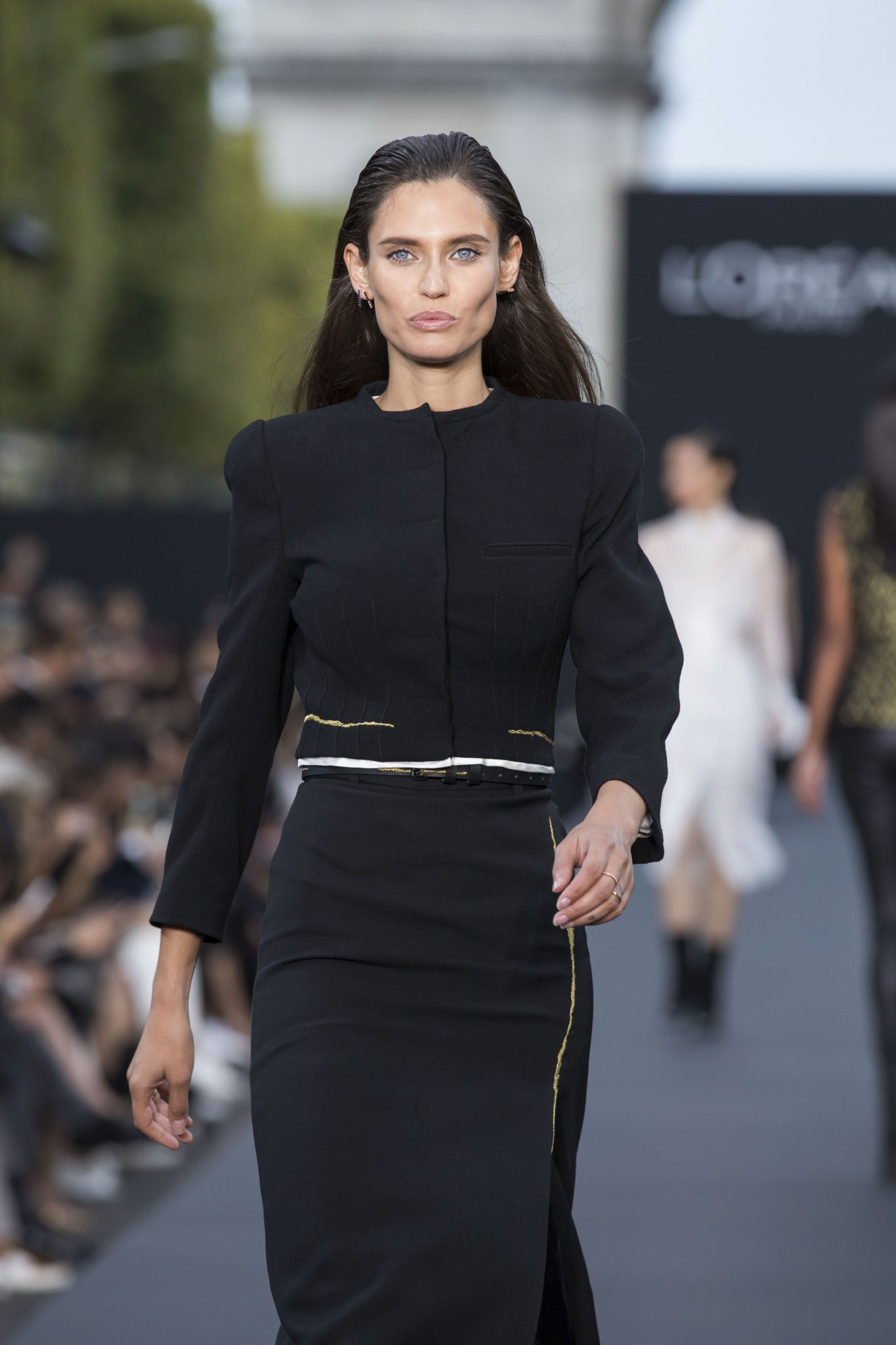 Bianca Balti wearing Ice Cube Collection (2)