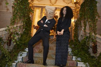 DIOR BALL IN MADRID_68_Martin Rivas and a friend