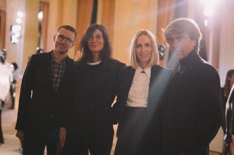 Loic Prigent + Emmanuelle Alt + Aleksandra Woroniecka + Olivier Lalanne