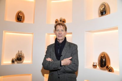 PARIS, FRANCE - NOVEMBER 23: Matia Bonetti attends Christofle Saint-Honore Boutique Opening on November 23, 2017 in Paris, France. (Photo by Pascal Le Segretain/Getty Images for Christofle) *** Local Caption *** Matia Bonetti