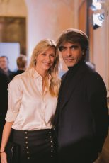 Sarah Lavoine + Olivier Lalanne