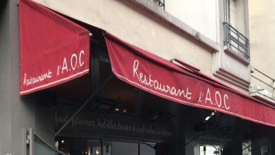 Au restaurant L'AOC, les assiettes sentent bon le terroir