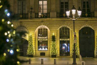 Hublot Boutique at Place Vendôme, Paris