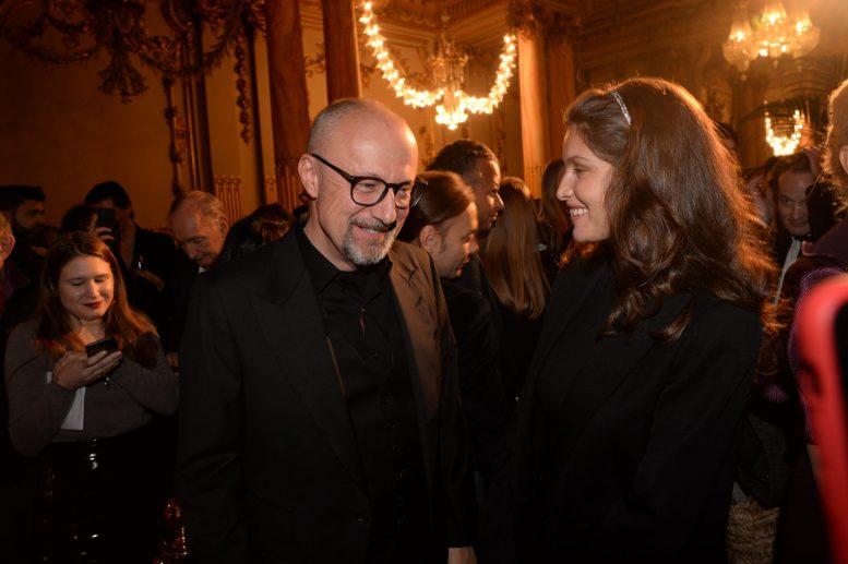 Leatitia Casta et Sandro Veronesi (4)