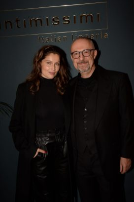 Leatitia Casta et Sandro Veronesi (9)