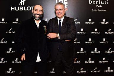 Rabih Kayrouz et Ricardo Guadalupe