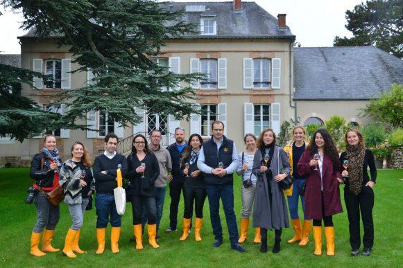 Vendanges Veuve Clicquot - photo Michel Jolyot (251)