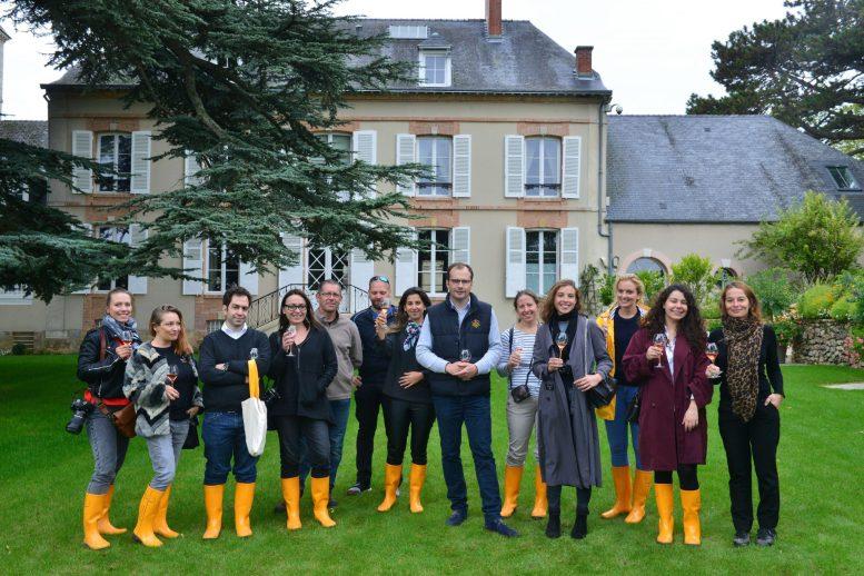Vendanges Veuve Clicquot - photo Michel Jolyot (253)