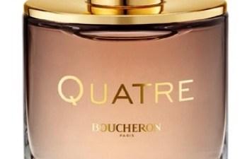 Quatre Absolu de Nuit le nouveau parfum Boucheron