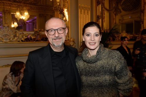 sandro veronesi CEO calzedonia et marie agnes gillot (2)