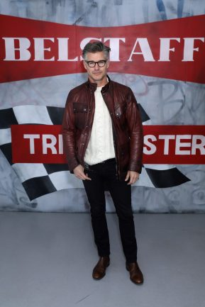LONDON, ENGLAND - JANUARY 08: Eric Rutherford attends the Belstaff AW18 Mens & Womens Presentation during London Fashion Week Men's January 2018 on January 8, 2018 in London, England. (Photo by Darren Gerrish/WireImage) *** Local Caption *** Eric Rutherford