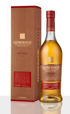 Glenmorangie Private Edition 9 Spios_Bottle and Pack on White background
