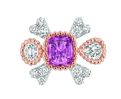 JSCR93023 - VANITE SAPHIR ROSE RING (1)