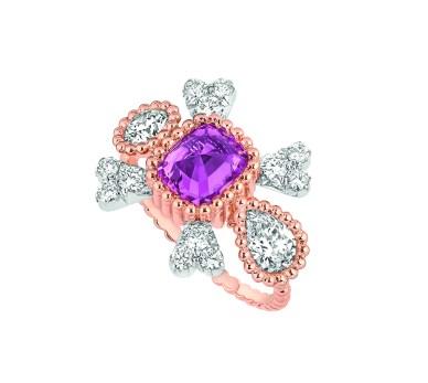 JSCR93023 - VANITE SAPHIR ROSE RING (2)