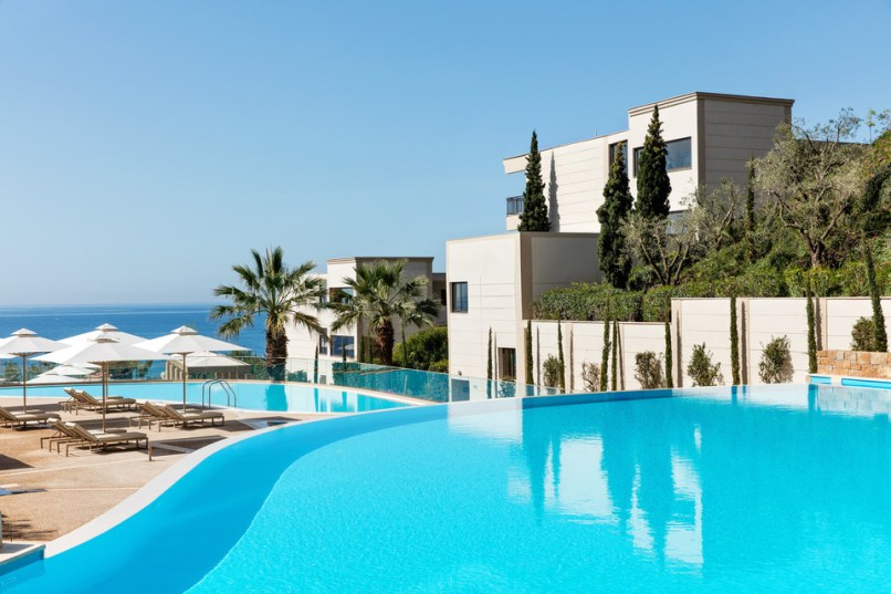 New Adults Pool View Ikos Oceania