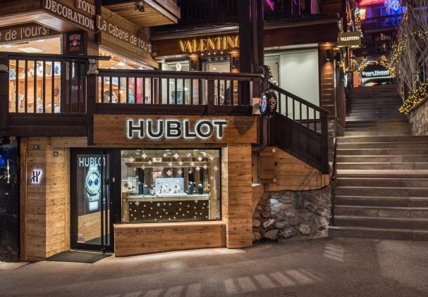 hublot-boutique-in-courchevel