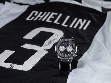 Classic Fusion Chronograph Juventus-2