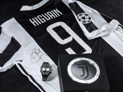 Classic Fusion Chronograph Juventus-5