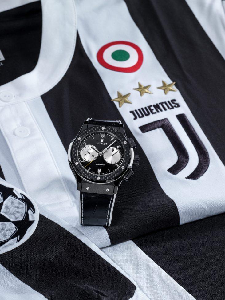 Classic Fusion Chronograph Juventus-7